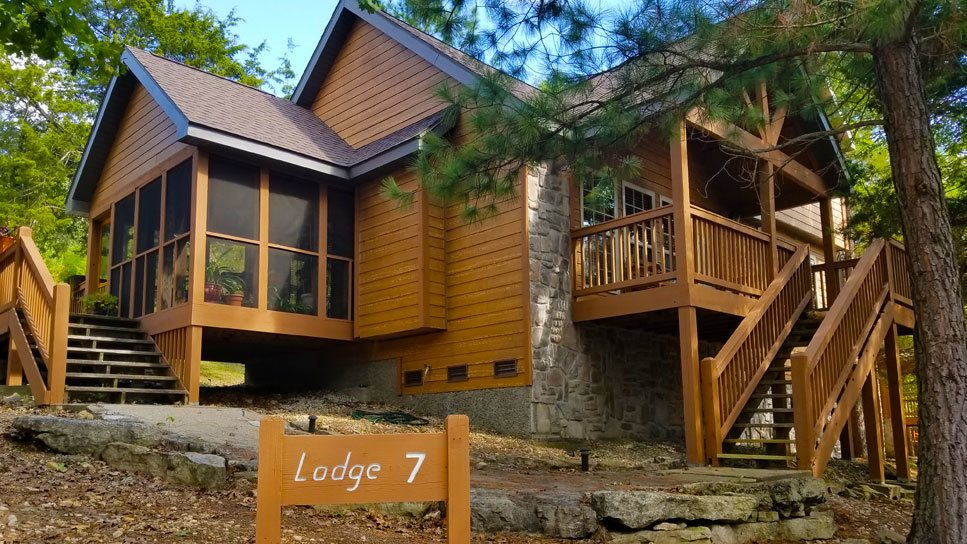 Stonebridge - Cozy Cedars Lodge